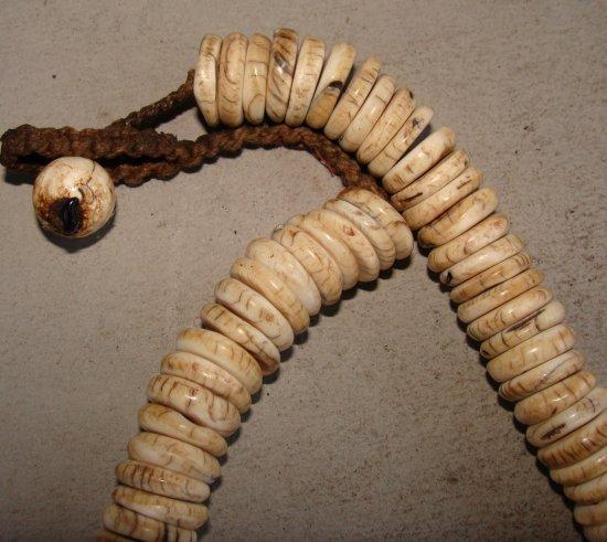 Tibetan Shell Necklace