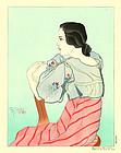 Paul Jacoulet, 1934, Rita Sablan-Diaz. Chamorro De Guam