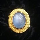 Luna Felix Sapphire Ring