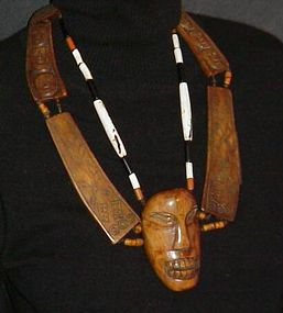 Naga, Ceremonial Necklace