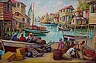 Andre L'Abbe, Impressionist