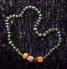 Twiga, Antique Slave Bead Necklace