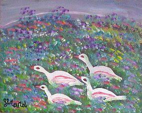Haitian Painting, Gerard