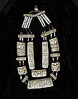 Naga Ceremonial Necklace, Ivory