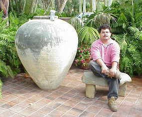 Water Jar, Pottery