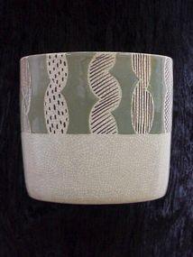 Modern Ceramic Pot 1960's