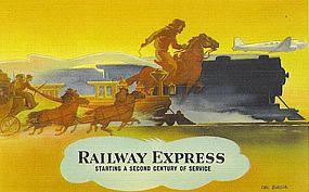 """Railway Express"""