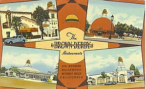 """The Brown Derby"""