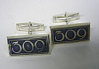 Vintage Sterling Toggle Back
