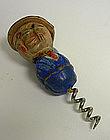 Vintage Novelty Figural Man-form  corkscrew