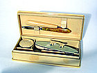 Vintage French Ivory Manicure Grooming  set