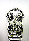 Vintage Danish Art Deco Silver Plate 