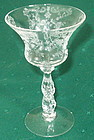 Cambridge CHANTILLY 3 oz Liquor Cocktail, Crystal