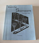 Cambridge Glass Stemware Guide by Mark Nye