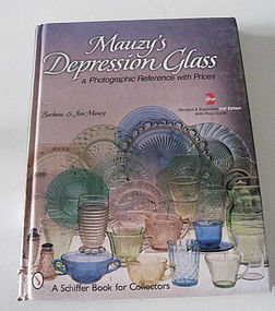 Mauzy's Depression Glass Guide 2nd Edition