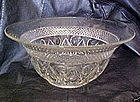 "Imperial CAPE COD 12.5"" Flared Bowl, 1.5"" Smooth Edge"