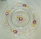 "Westmoreland DELLA ROBBIA 9"" Luncheon Plates Set of 6"