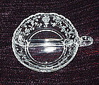 Cambridge ROSE POINT 2 Part 1-Handled Relish Bowl