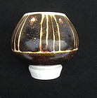 English Poole Pottery Studio vase by Robert Jefferson, 1960�s