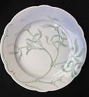 The Mistletoe centenary service, plates by Lachenal,1900