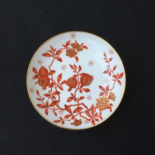 Minton for Gilman Collamore & Co, Chinoiserie rouge de fer bowl