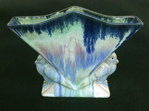 Goebel Jugendstil faience holder for Melitta coffee filters