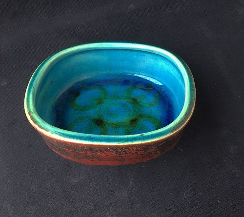 Danish 60�s stoneware bowl, Einar Johansen for Söholm