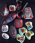 Italian modernist pottery: fat lava & San Marino