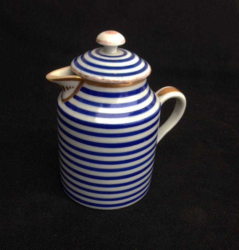 Carl Knoll Carlsbad /Karlovy Vary chubby solitaire tea service