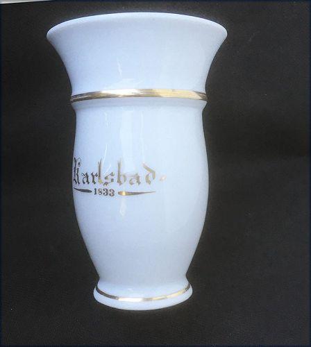 Bohemian Karlovy Vary spa cup