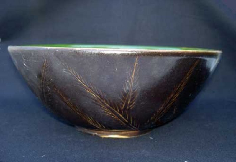 Salad bowl by Kahler