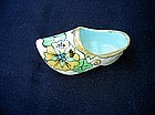 Dutch Regina miniature clog shoe, Gouda