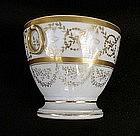 Paris porcelain First Empire sugar bowl