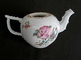 Chinese Export 18th century Famille Rose teapot
