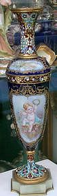 Splendid French Sevres vase