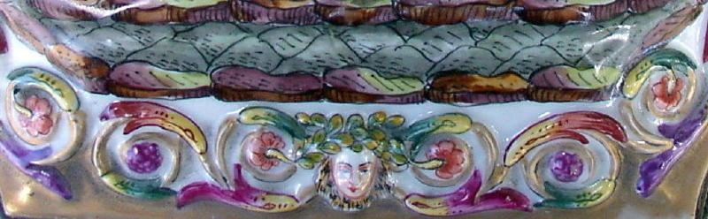 Italian Porcelain Capo di Monte