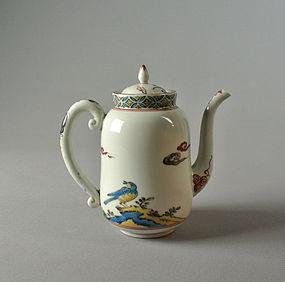 Japanese Kutani Tea Pot