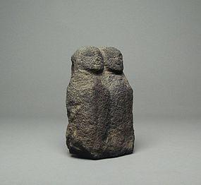 Japanese Stone Statue Dososhin