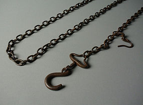 Japanese Iron Chain, Hana-kusari