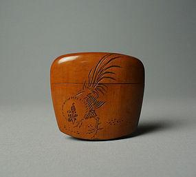 Japanese Wood Carving Tonkotsu