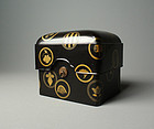 Japanese Gold Makie Box