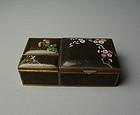 Japanese Shippo Cloisonne Box