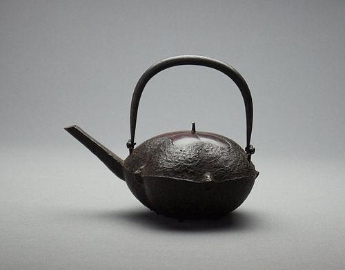 Japanese Iron Choshi by Sasaki Munehiko