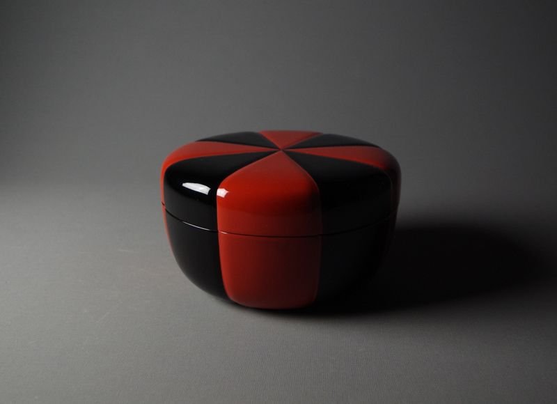 Japanese Lacquer Container