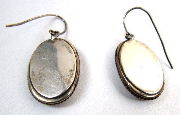 Superb Antique Shakudo Parure, Necklace, Earrings, Ring