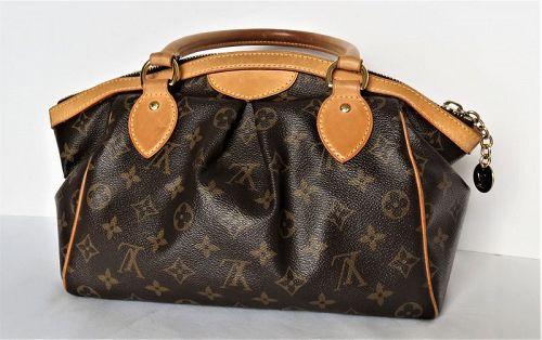Tivoli PM, monogram Louis Vuitton handbag, purse, satchel