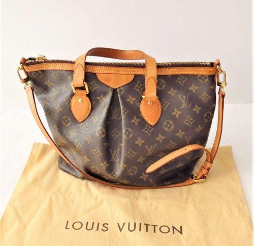 Louis Vuitton Palermo PM monogram handbag
