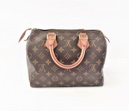 Louis Vuitton Monogram speedy Boston 25 bag handbag