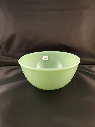 Fire King Jadeite 6 inch swirl mixing bowl