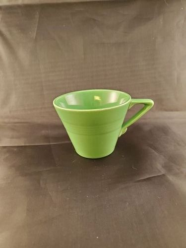 Harlequin Green Cup